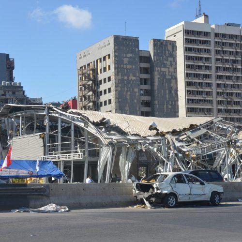 Beirut Port August 2020 (Ritzau Reid August 2020