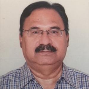 Dr Ashok Sharma, UK-Med